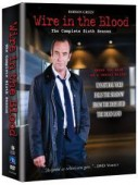 Win one of three copies of the hit U.K. thriller Wire In The Blood: The Complete Sixth Season