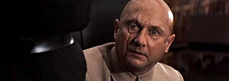 Donald Pleasence in the 1967 film You Only Live Twice
