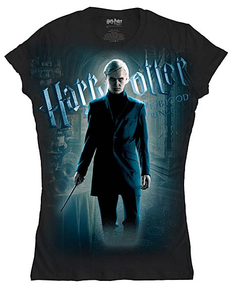 Draco Malfoy Limited Edition tee