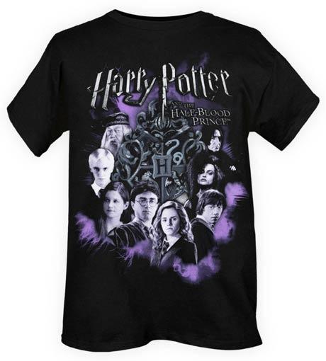 Harry Potter Cast tee