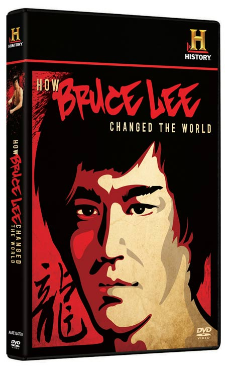 How Bruce Lee Changed the World DVD packaging