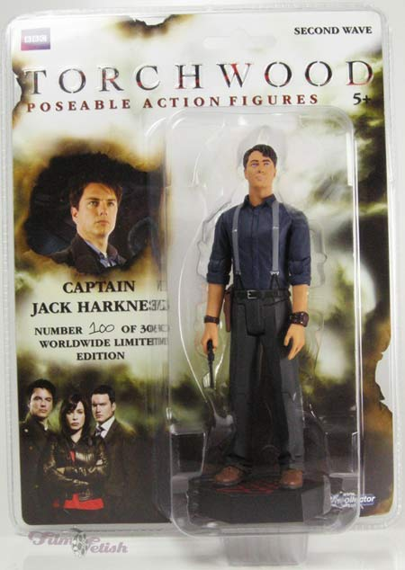 Torchwood Captain Jack Harkness Exclusive