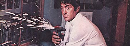 Dean Martin played Matt Helm in the Henry Levin film The Ambushers