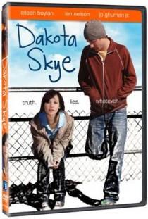 Dakota Skye DVD packaging