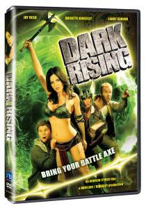 Dark Rising DVD packaging