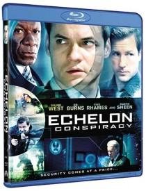 Echelon Conspiracy Blu-ray packaging