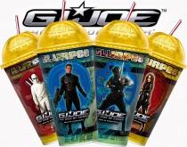 7-Eleven G.I. Joe cups