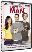 Win one of two copies of I Love You, Man on DVD