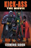 Kick-Ass Comic-Con exclusive hand-drawn poster revealed