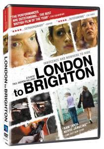 London to Brighton DVD packaging