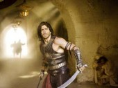 First official image of Jake Gyllenhaal as the Prince of Persia