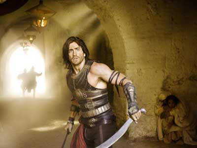 Jake Gyllenhaal in Prince of Persia: Sands of Time