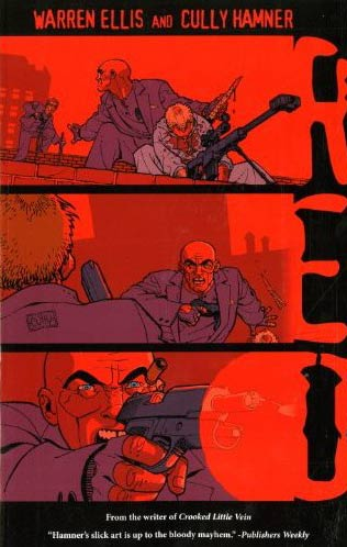 Red by Warren Ellis and Cully Hamner