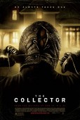 Red band trailer for The Collector and a new one sheet