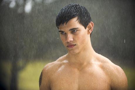 Taylor Lautner in The Twilight Saga: New Moon