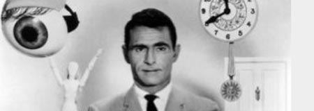 Rod Serling the original host of The Twilight Zone