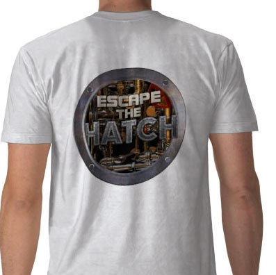 Escape the Hatch T-Shirt