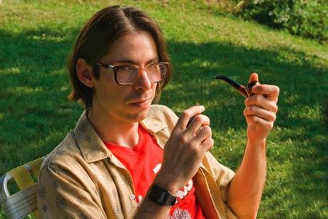 Martin Starr in Adventureland
