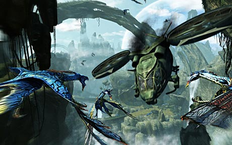 Avatar game screenshot