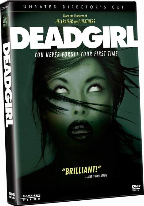 DeadGirl DVD packaging