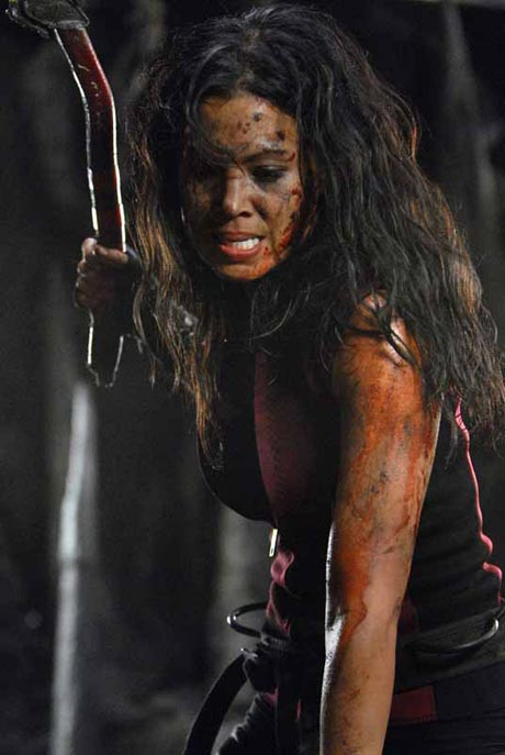 Natalie Jackson Mendoza in The Descent: Part 2
