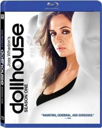 Dollhouse Blu-ray packaging