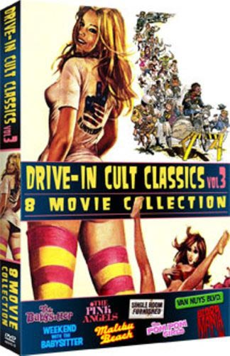 Drive-In Cult Classics 3 featuring Tom Laughlin movies