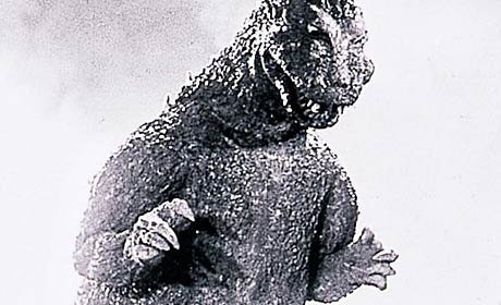 Scene from the original Godzilla