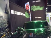 New Kato chosen for upcoming Green Hornet feature