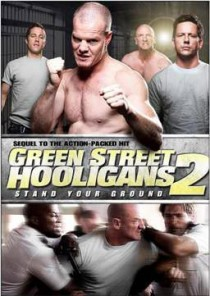 Green Street Hooligans 2: Stand Your Ground DVD packaging