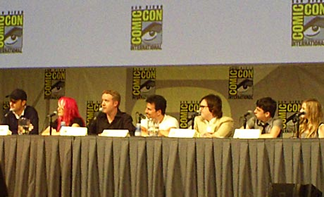 Kick-Ass San Diego Comic-Con panel 2009 photo by Rene Carson