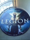 Age-restricted trailer for the scriptural sci-fi action thriller Legion