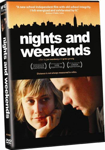 Nights and Weekends DVD packaging