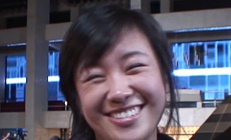 Ellen Wong plays Knives Chau in Scott Pilgrim Vs. the World