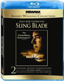 Sling Blade Blu-ray disc packaging