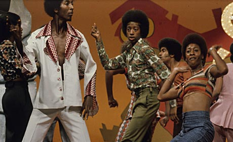 Scene from the original Soul Train