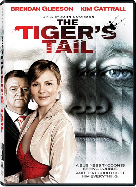 The Tigers Tail DVD packaging