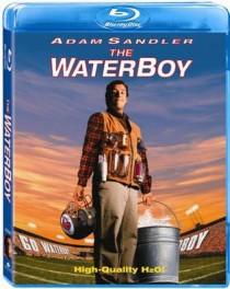 The WaterBoy Blu-ray packaging