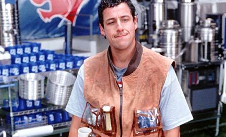 Adam Sandler in The Waterboy
