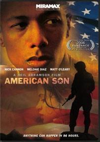American Son DVD packaging