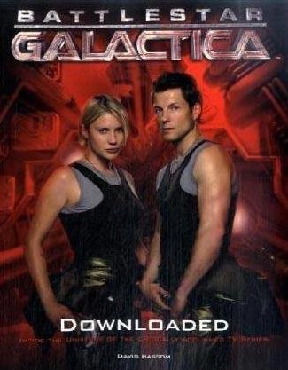Battlestar Galactica Downloaded book cover
