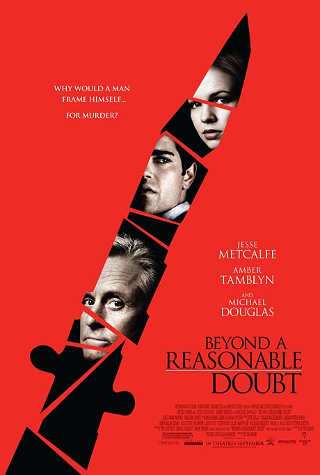 Beyond A Reasonable Doubt movie poster