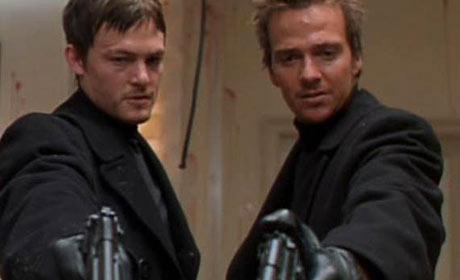 The Boondock Saints Norman Reedus and Sean Patrick Flanery
