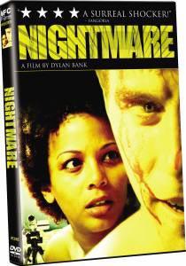 NIghtmare DVD packaging