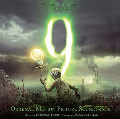 9 Soundtrack album package art