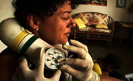 Scene from Columbian crime thriller PVC-1
