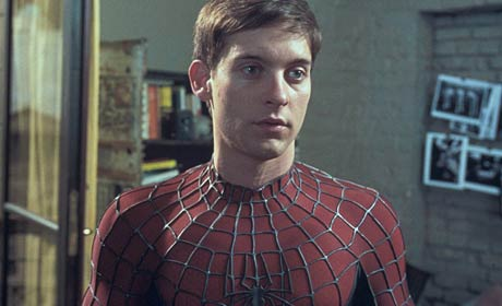 Tobey Maguire returns for Spider-Man 4