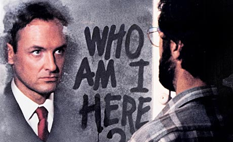 Terry O'Quinn is The Stepfather