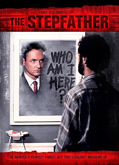 The Stepfather DVD packaging