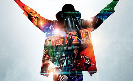 Michael Jackson's This Is It movie poster detail